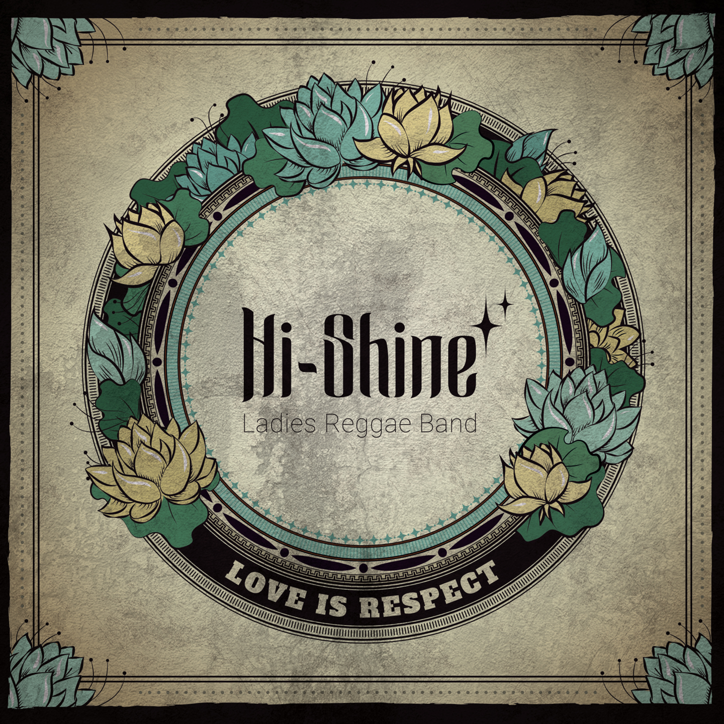 Hi Shine - Love Is Respect - cover